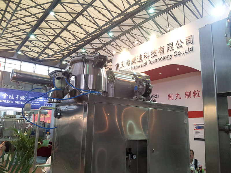 BSK air-operated diaphragm pump of aluminum alloy is applied to the pharmaceutical coating machines.